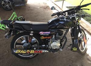 Royal Motorcycle 2019 Black   Motorcycles & Scooters for sale in Greater Accra, Tema Metropolitan