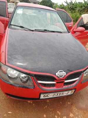 Nissan Sentra 2004 1.8 Red | Cars for sale in Ashanti, Kumasi Metropolitan