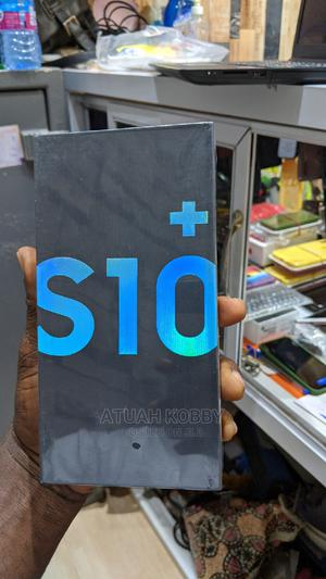 New Samsung Galaxy S10 Plus 128 GB Black | Mobile Phones for sale in Greater Accra, Madina