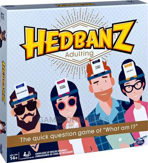 Hedbanz Board Game | Books & Games for sale in Greater Accra, Accra Metropolitan