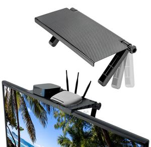 Computer Monitor Riser Desktop Stand ABS TV Rack Display | Accessories & Supplies for Electronics for sale in Greater Accra, Dome