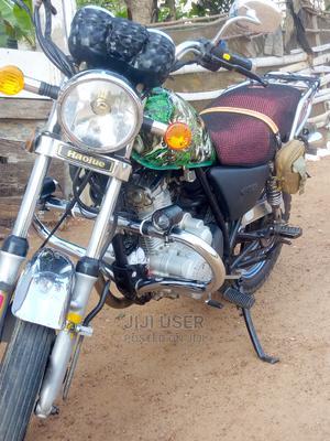 Haojue HJ125-8K 2021 Black   Motorcycles & Scooters for sale in Greater Accra, Tema Metropolitan