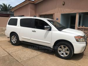 Nissan Armada 2004 4x4 LE White | Cars for sale in Greater Accra, Ga East Municipal