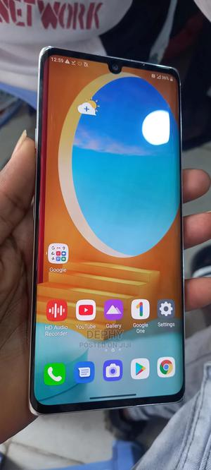 New LG Velvet 128 GB Silver   Mobile Phones for sale in Greater Accra, Achimota