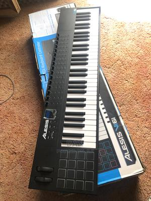ALESIS MIDI Keyboard 61keys   Musical Instruments & Gear for sale in Greater Accra, Achimota
