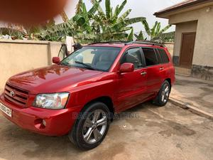 Toyota Highlander 2007 Sport Red | Cars for sale in Greater Accra, Accra Metropolitan