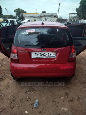 Kia Picanto 2010 Red | Cars for sale in Brong Ahafo, Sunyani Municipal