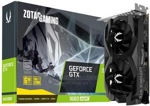 Zotac GTX 1660 Super GDDR6 Graphics Card for Gaming | Computer Hardware for sale in Greater Accra, Adenta