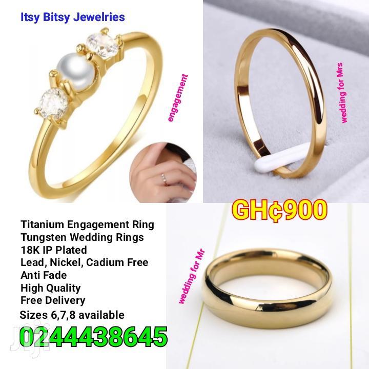 Archive: Explicit Wedding Ring Set
