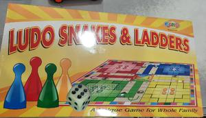 Ludo Snakes and Ladders Board Game | Books & Games for sale in Greater Accra, Dansoman