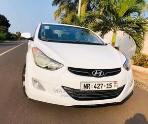 Hyundai Elantra 2013 White | Cars for sale in Greater Accra, Accra Metropolitan