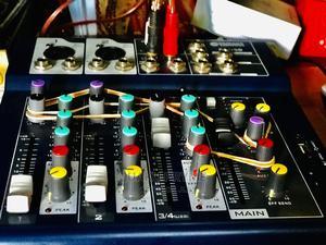 Yamaha Mini Studio Mixer | Musical Instruments & Gear for sale in Western Region, Shama Ahanta East Metropolitan