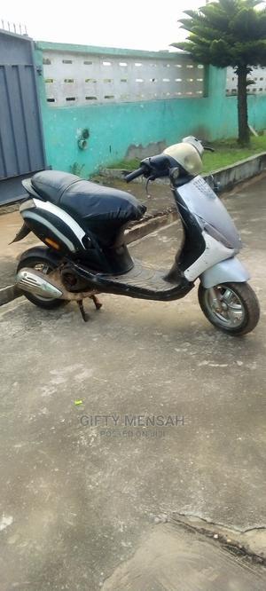 Piaggio 2018 Gray | Motorcycles & Scooters for sale in Western Region, Shama Ahanta East Metropolitan
