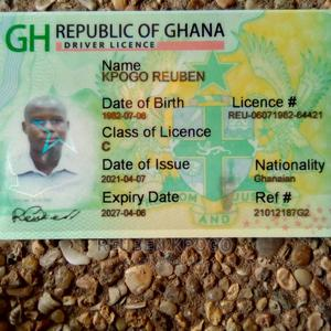 As a Personal Driver   Driver CVs for sale in Greater Accra, Accra Metropolitan