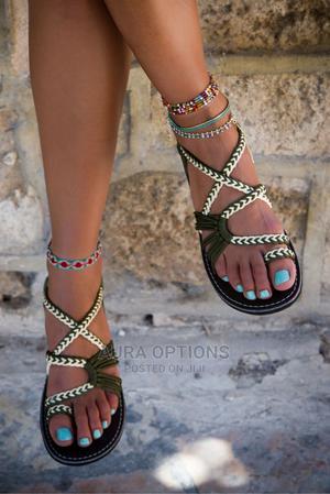 Macrame Sandals | Shoes for sale in Central Region, Awutu Senya East Municipal