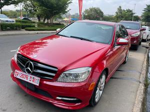 New Mercedes-Benz C250 2010 Red   Cars for sale in Greater Accra, Accra Metropolitan