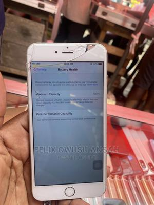 Apple iPhone 6 Plus 16 GB Silver | Mobile Phones for sale in Greater Accra, Osu