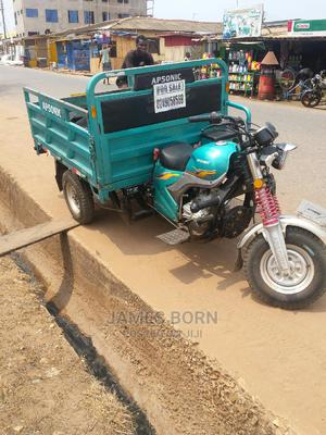 New Apsonic AP200GY-7 2021 Gray | Motorcycles & Scooters for sale in Greater Accra, Tema Metropolitan