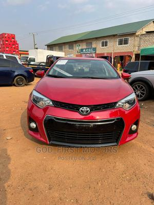 Toyota Corolla 2016 Red | Cars for sale in Greater Accra, Agbogba