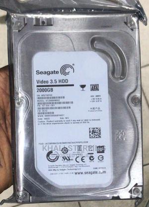 Seagate Desktop 2TB HDD 64MB Cache SATA 6.0gb/S | Computer Hardware for sale in Greater Accra, Achimota