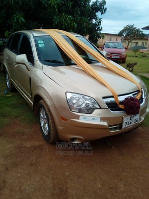 Saturn Vue 2008 Gold   Cars for sale in Eastern Region, Asuogyaman