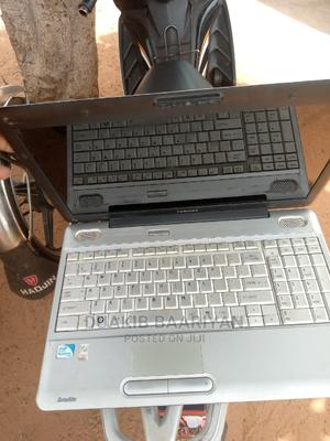 Laptop Toshiba Satellite A500 2GB Intel Pentium HDD 350GB   Laptops & Computers for sale in Northern Region, Tamale Municipal