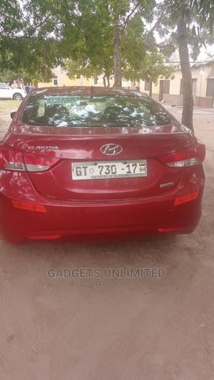 Hyundai Elantra 2014 Red | Cars for sale in Greater Accra, Tema Metropolitan