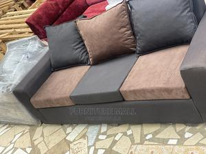 Quality 3in1 Sofa  . Free Delivery   Furniture for sale in Greater Accra, Ashomang Estate
