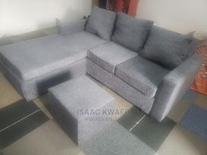 Brand New Quality Italian L Shape Sofa   Furniture for sale in Greater Accra, Tema Metropolitan