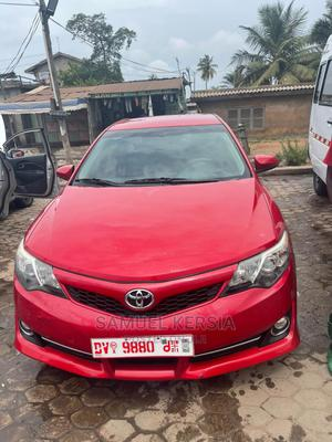 Toyota Camry 2014 Red   Cars for sale in Greater Accra, Kasoa