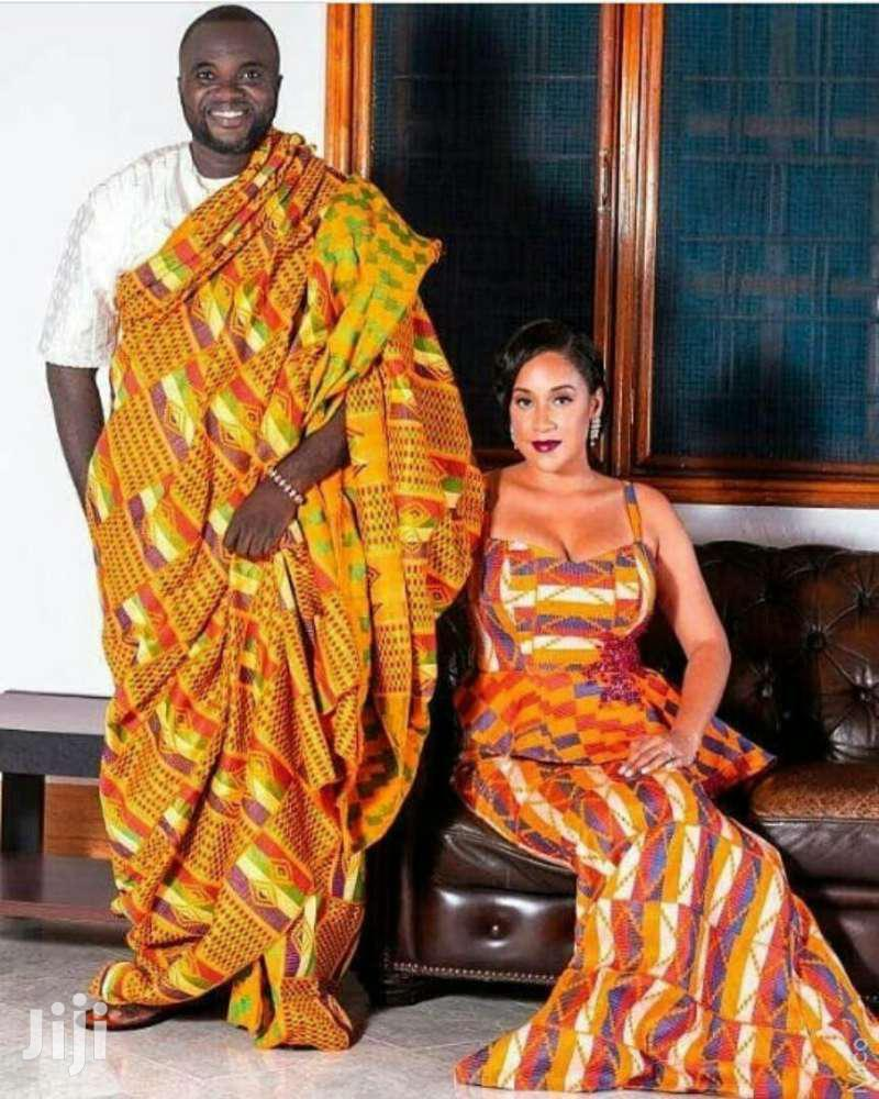 Call For All The Set Of Kente | Clothing for sale in Asuogyaman, Eastern Region, Ghana