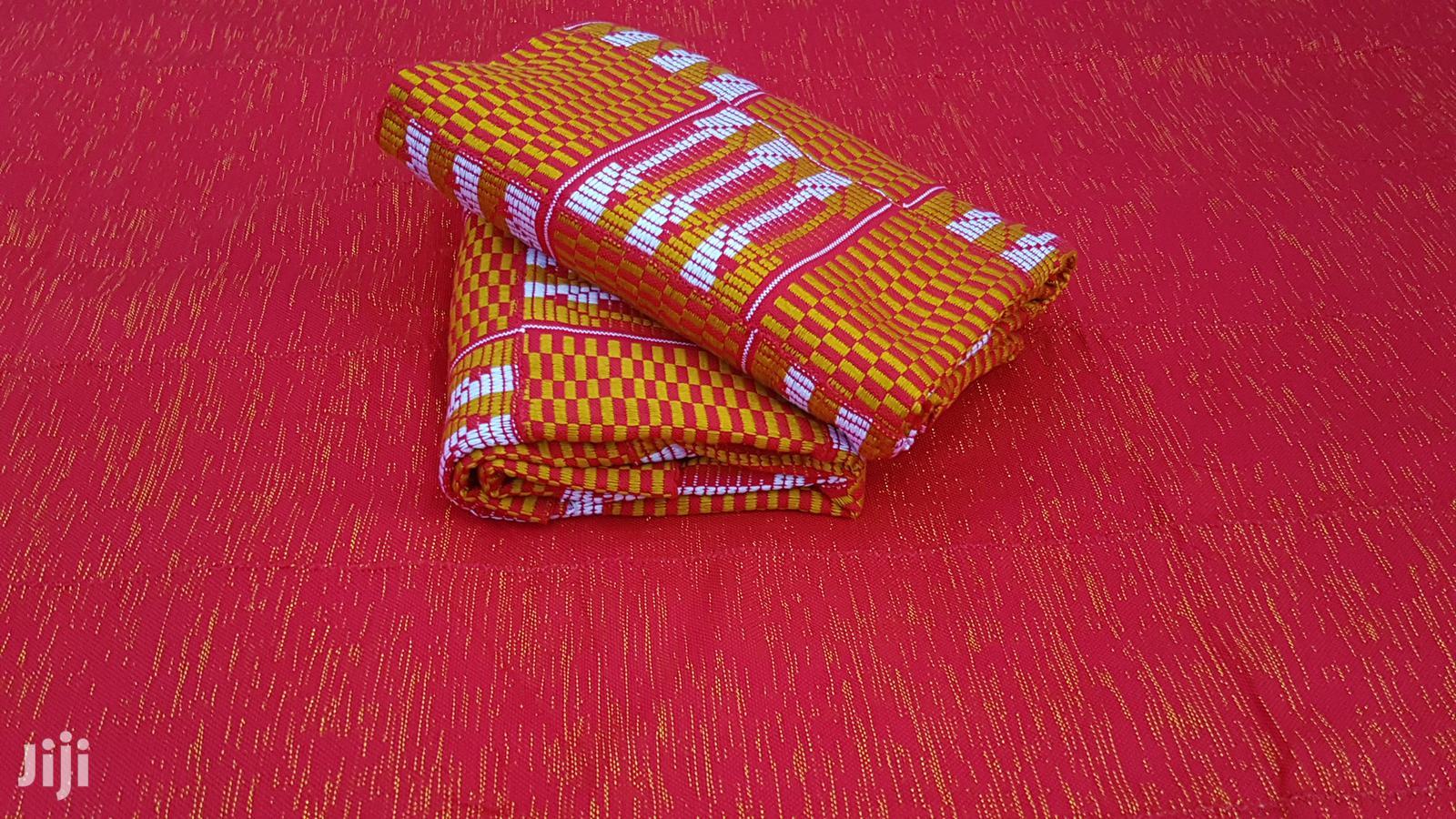 Kente Fabric