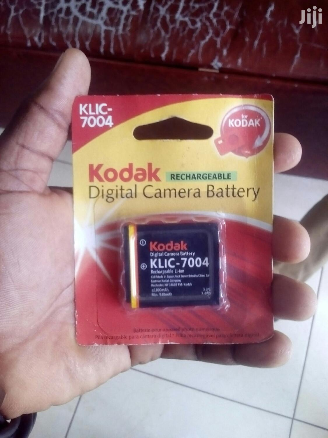 Archive: Kodak Digital Battery
