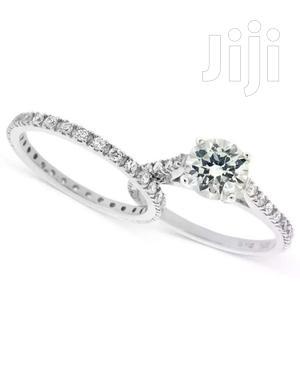 Silver Ring Pair