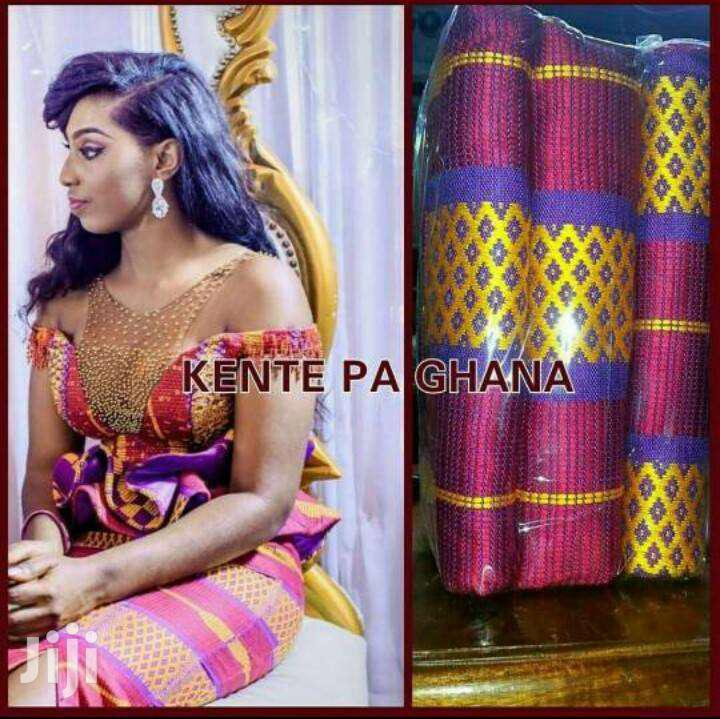 Hot Executive Kente Cloth New
