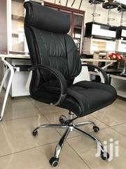 Leather Swivel Chair   Furniture for sale in Greater Accra, Adabraka