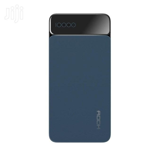 Rock Power Bank With Digital Display | Accessories for Mobile Phones & Tablets for sale in Adenta Municipal, Greater Accra, Ghana
