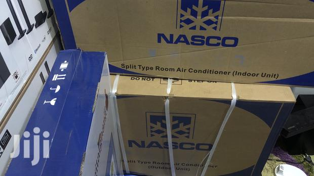 Quality Nasco 1.5 HP Split Air Conditioner