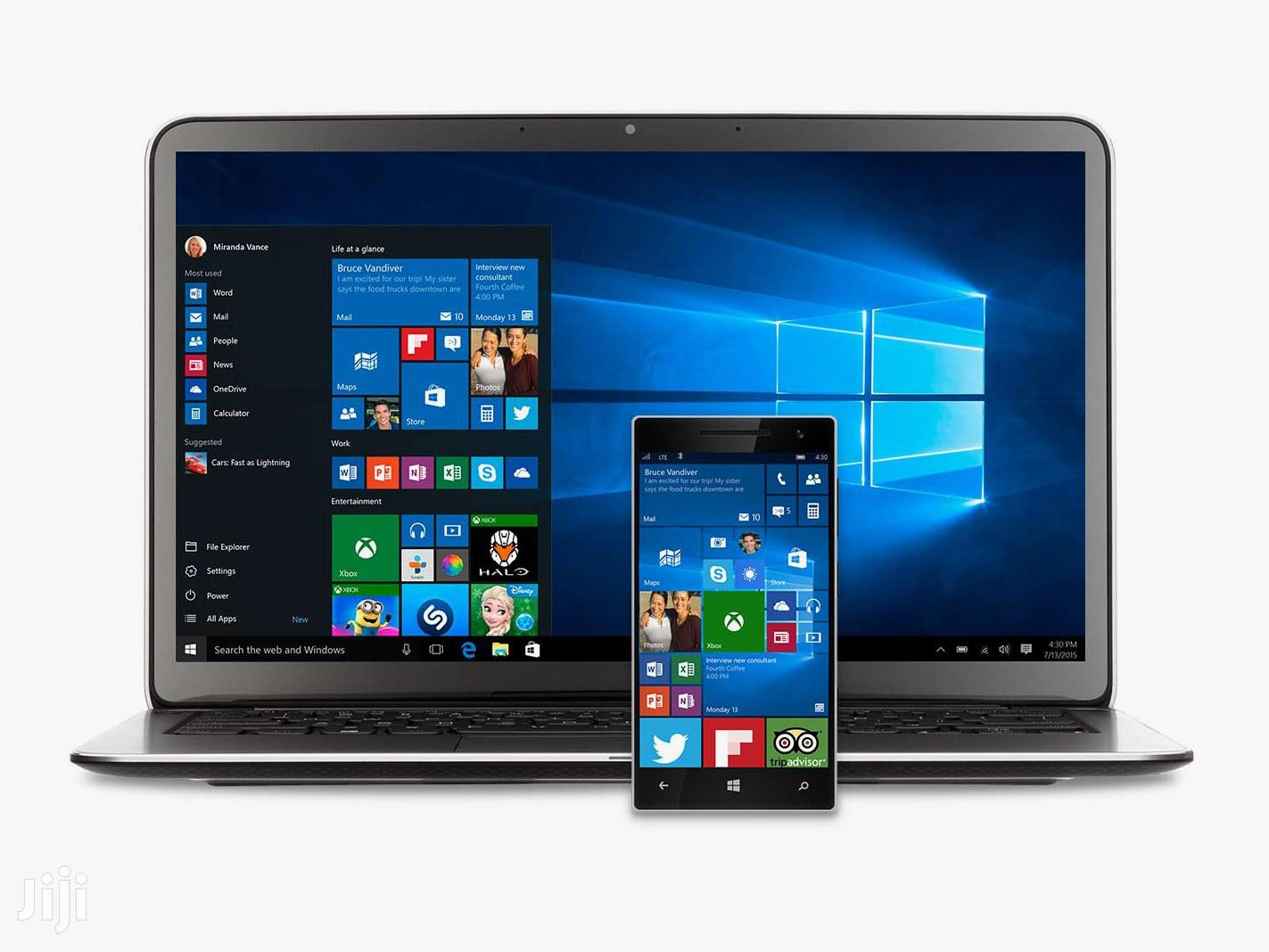 Windows 10, 8.1, 7, Xp And Vista | Computer & IT Services for sale in Ga West Municipal, Greater Accra, Ghana