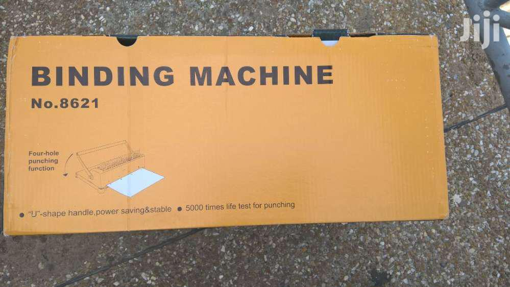 Binding Machine | Printing Equipment for sale in Accra Metropolitan, Greater Accra, Ghana