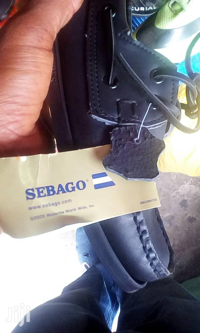 Brand New Sebago Leather Boat Loafers - For Sale | Shoes for sale in North Dzorwulu, Greater Accra, Ghana
