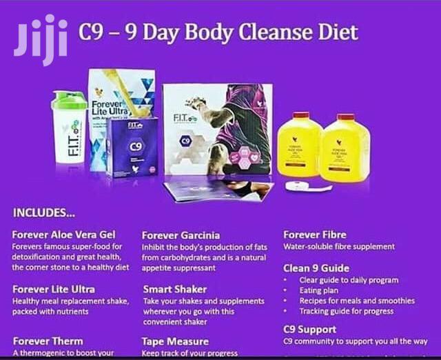 Clean 9 Detoxification   Vitamins & Supplements for sale in Kumasi Metropolitan, Ashanti, Ghana