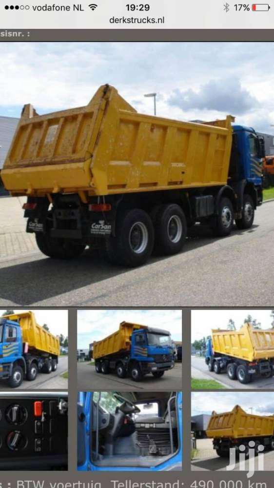 Archive: Tipper Truck