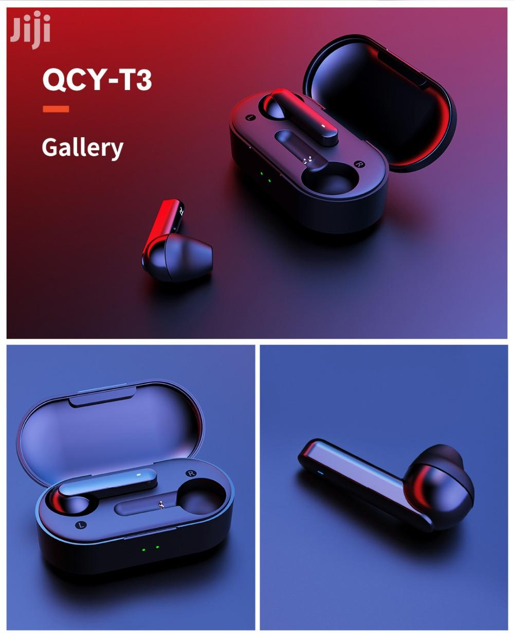 Archive: Qcy T3 Tws Bluetooth Touch Control Wireless Earphones