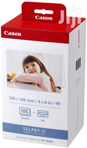 Original Canon Selphy Photo Paper   Stationery for sale in Greater Accra, Accra Metropolitan