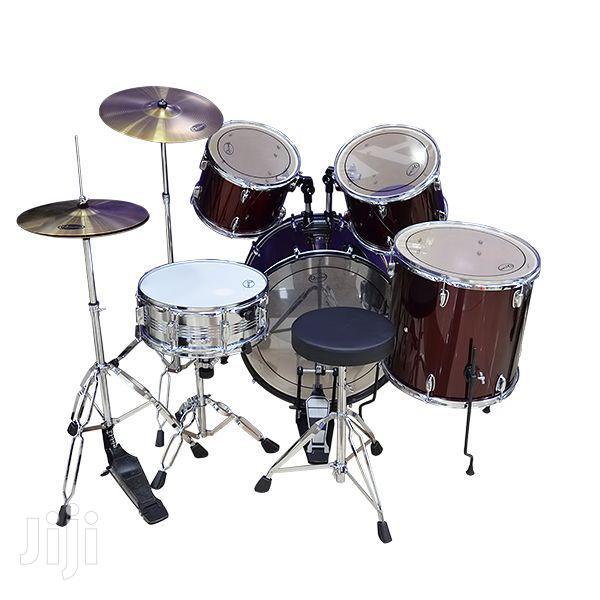 Optima Drum Set 5pcs