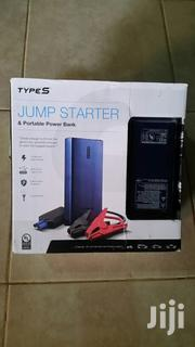 Type S Jump Starter & Portable Power Bank | Vehicle Parts & Accessories for sale in Greater Accra, Ga East Municipal