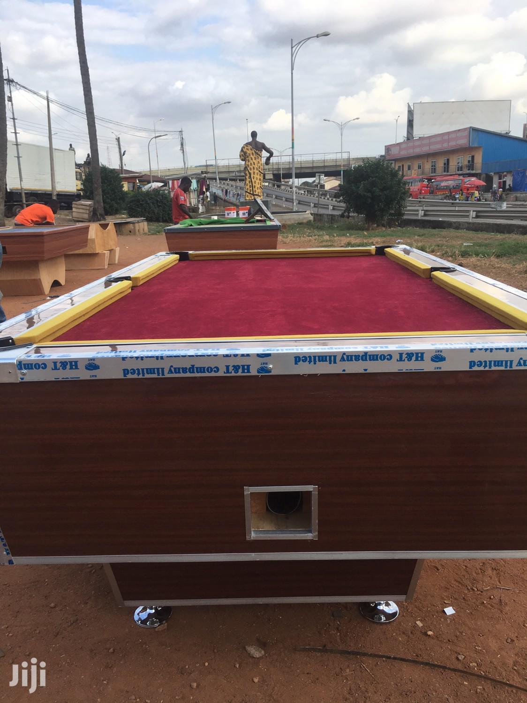 Coins Operating Table Snooker | Sports Equipment for sale in Kumasi Metropolitan, Ashanti, Ghana