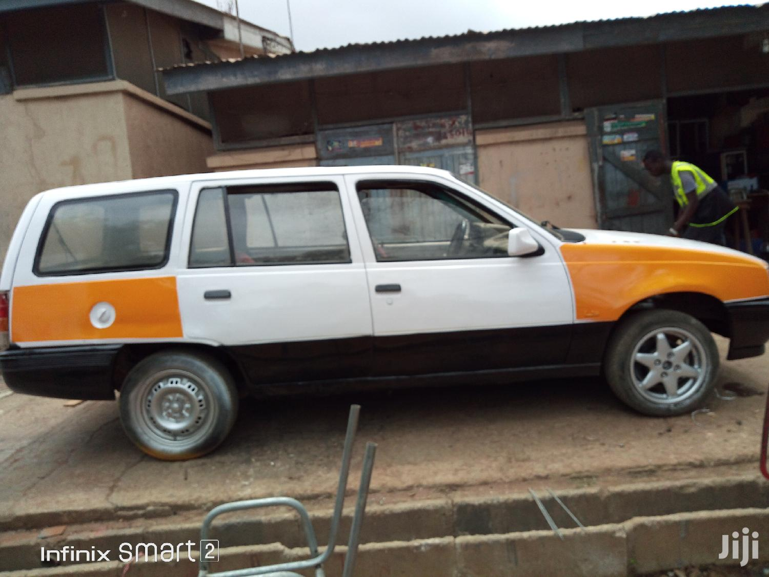 Opel Kadett 1990 E Cabriolet White | Cars for sale in Ga South Municipal, Greater Accra, Ghana