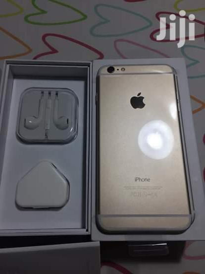 New Apple iPhone 6 Plus 64 GB   Mobile Phones for sale in Nungua East, Greater Accra, Ghana